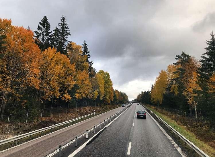 Один осенний шведский день