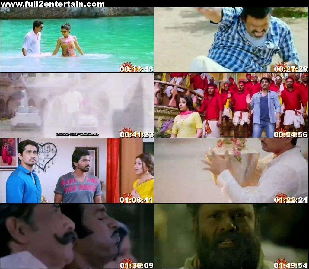 Aranmanai 2 Full Movie Download Free in Dvdrip 720p Hindi
