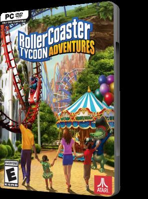 [PC] RollerCoaster Tycoon Adventures (2019) - SUB ITA