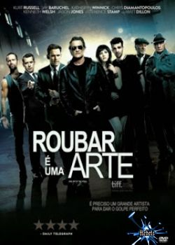 Capa do Filme Roubar É Uma Arte