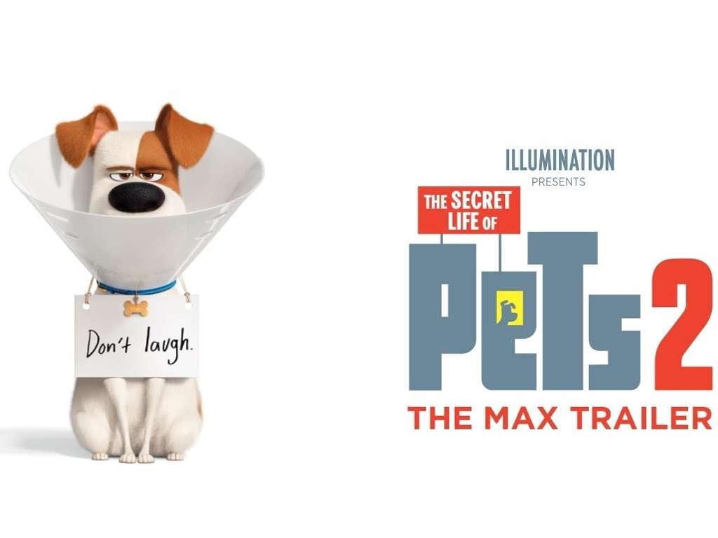 Μπάτε Σκύλοι Αλέστε 2 (The Secret Life of Pets 2) - Trailer / Τρέιλερ Movie
