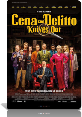 Cena Con Delitto - Knives Out (2019).mkv MD MP3 720p CAM - iTA