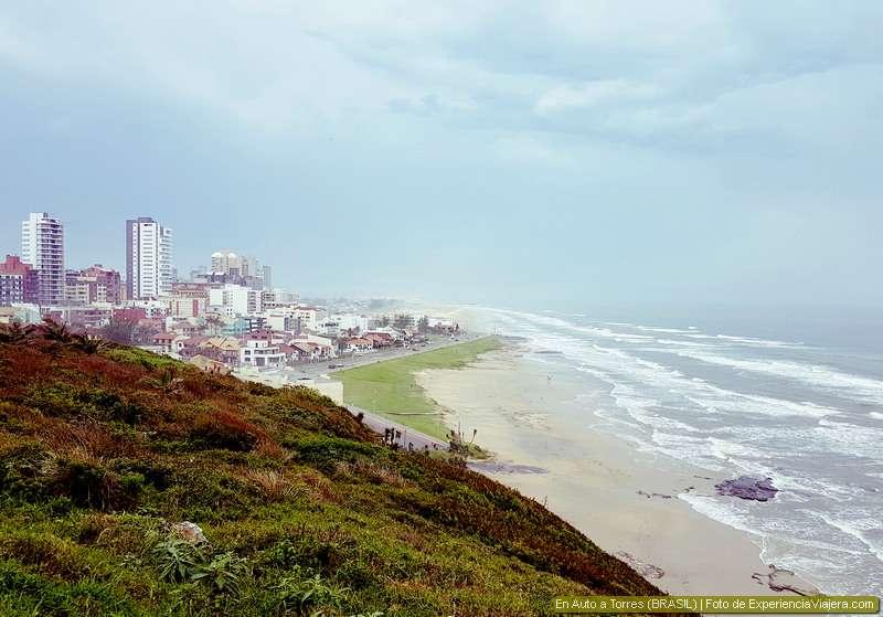 viajar en auto a torres brasil