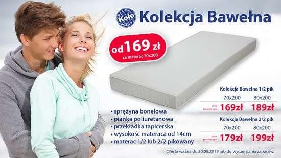 Oferta promocyjna namaterace orazłóżka taniej ovat dowtorku – ADAMS Meble