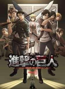 Shingeki no Kyojin Season 3's Cover Image