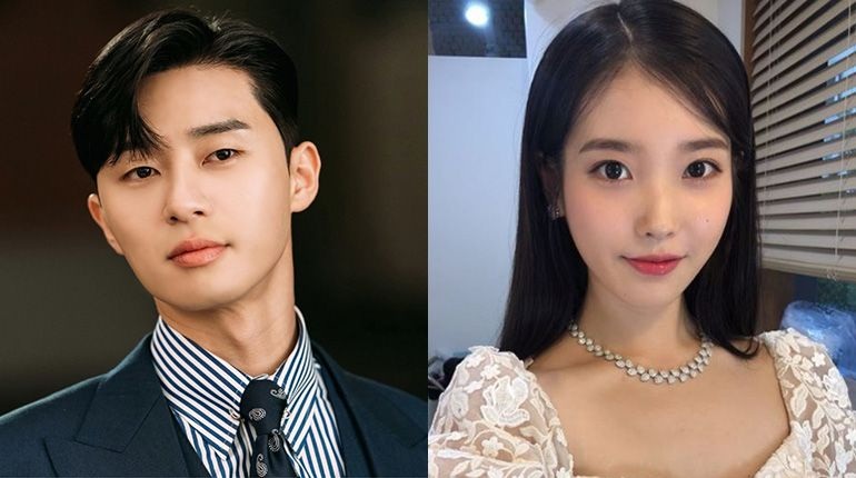 Park Seo Joon and IU Will Be Starring in a New Movie Together