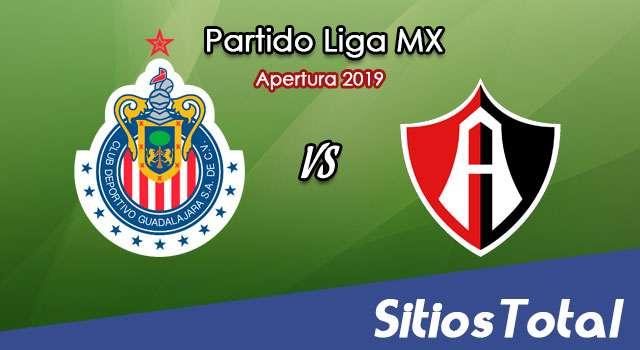 Ver Chivas vs Atlas en Vivo – Apertura 2019 de la Liga MX