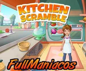 Actualizacion Kitchen Scramble Hack con CE trainer