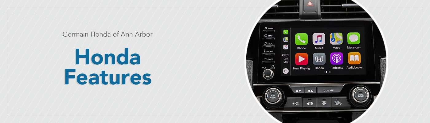 Honda Features Hub