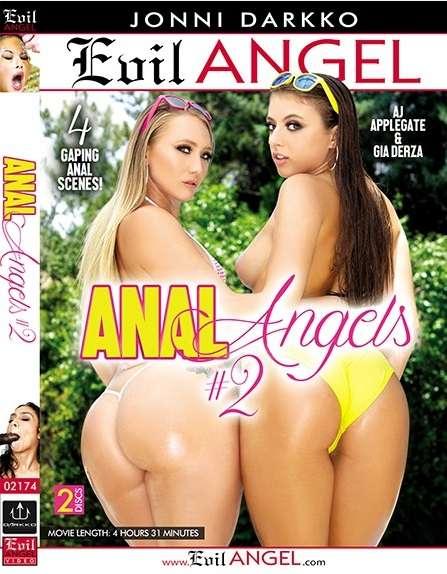Анальные Ангелы 2 / Anal Angels 2 (Evil Angel) [2018] WEB-DL Split Scenes |