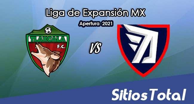 Tlaxcala FC vs Tepatitlán FC en Vivo – Canal de TV, Fecha, Horario, MxM, Resultado – J9 de Guardianes Apertura 2021 de la  Liga de Expansión MX
