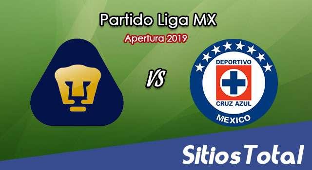 Ver Pumas vs Cruz Azul en Vivo – Apertura 2019 de la Liga MX