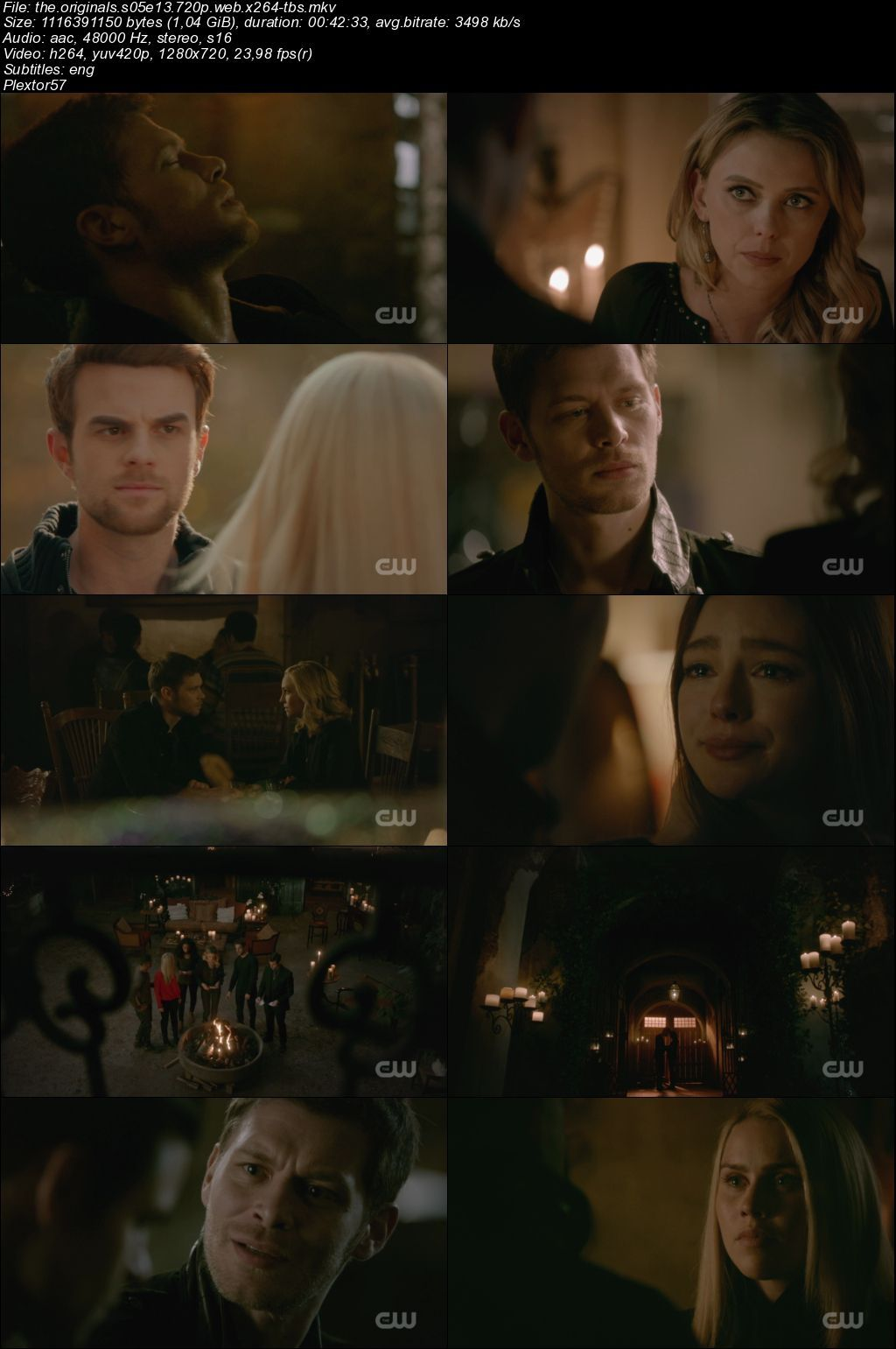 The Originals sezon 5 tum bolumler