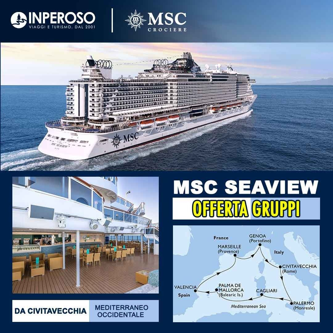 Immagine di: MSC SEAVIEW
