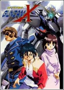Kidou Shin Seiki Gundam X Cover Image