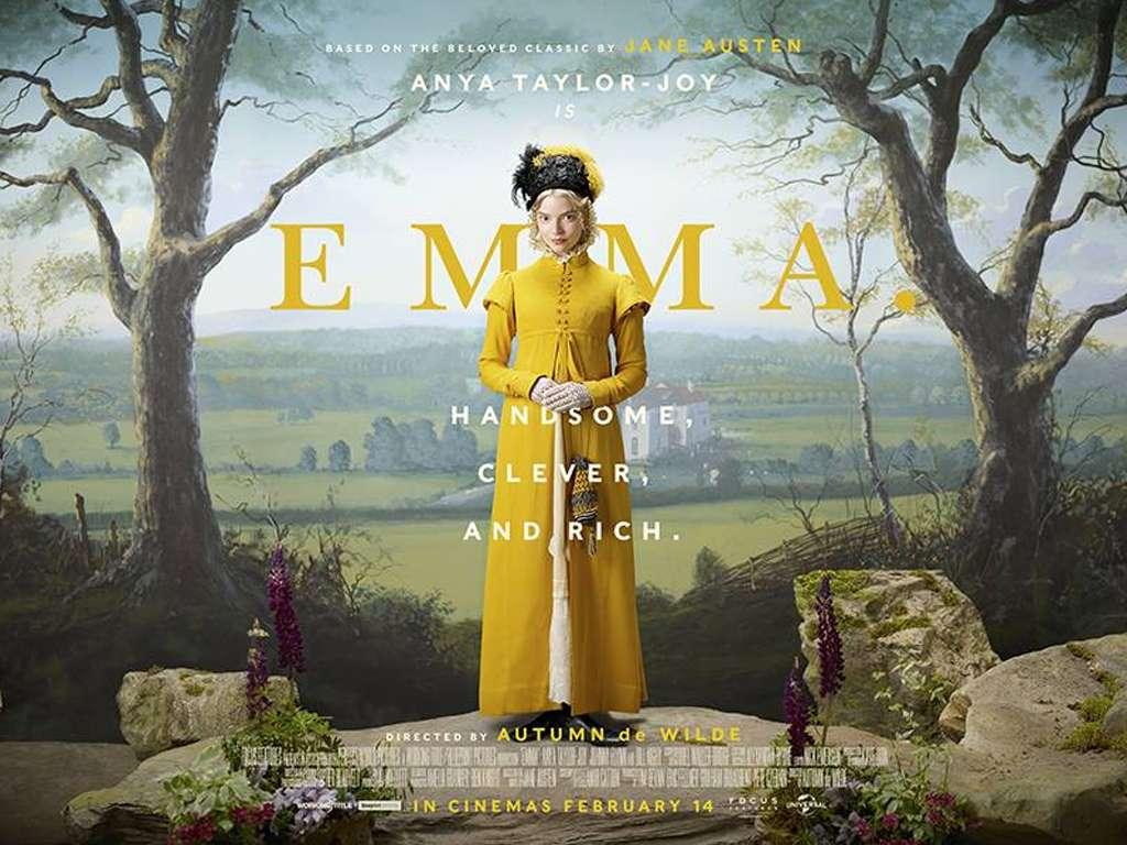 Έμμα (Emma) Poster Πόστερ Wallpaper