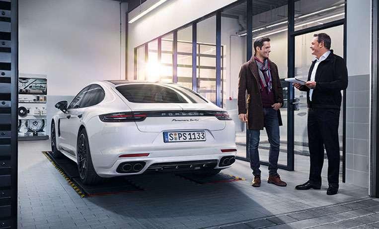 Porsche Conquest Lease Program