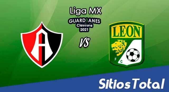 Atlas vs León en Vivo – Canal de TV, Fecha, Horario, MxM, Resultado – J14 de Guardianes 2021 de la Liga MX