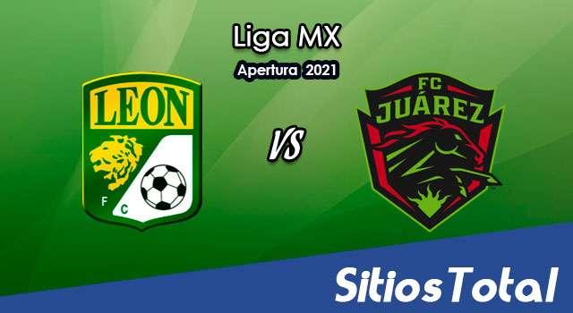 León vs FC Juarez en Vivo – Canal de TV, Fecha, Horario, MxM, Resultado – J9 de Apertura 2021 de la Liga MX