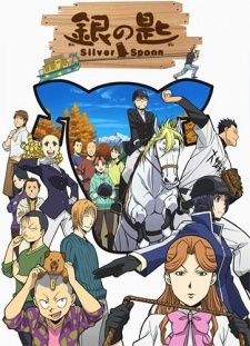 Gin no Saji 2nd Season's Cover Image