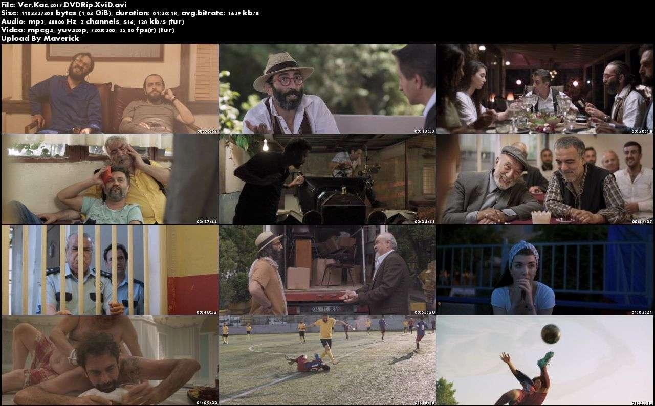 Ver Kaç - 2017 (Yerli Film) DVDRip XviD indir