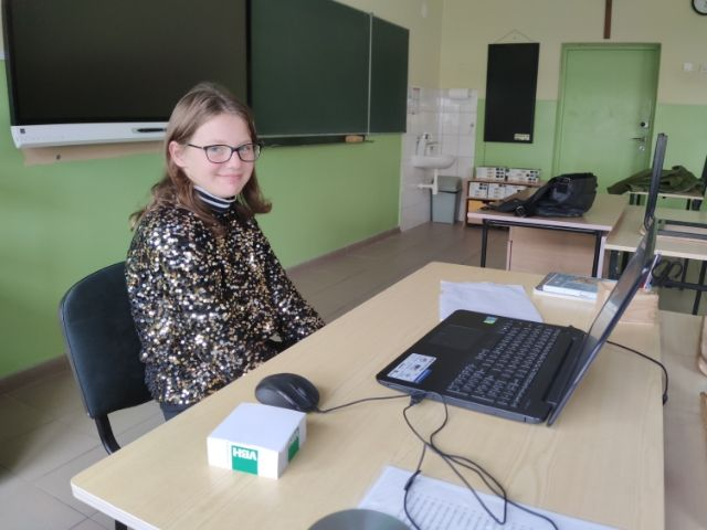 Matylda Kucza laureatką konkursu