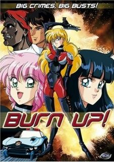 Burn Up!'s Cover Image