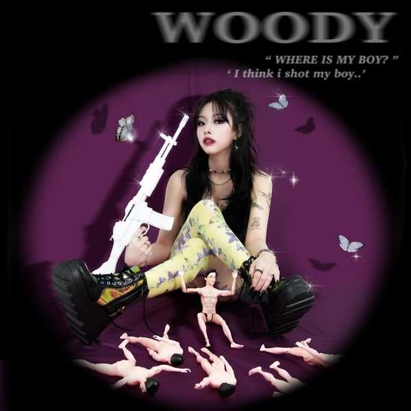 [Single] GEMma – WOODY (MP3)