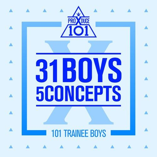 PRODUCE X 101 Lyrics