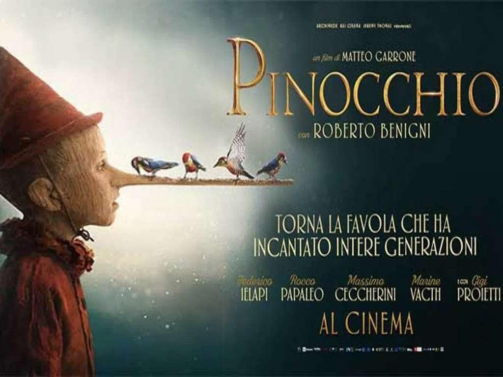Πινόκιο (Pinocchio) Poster Πόστερ Wallpaper