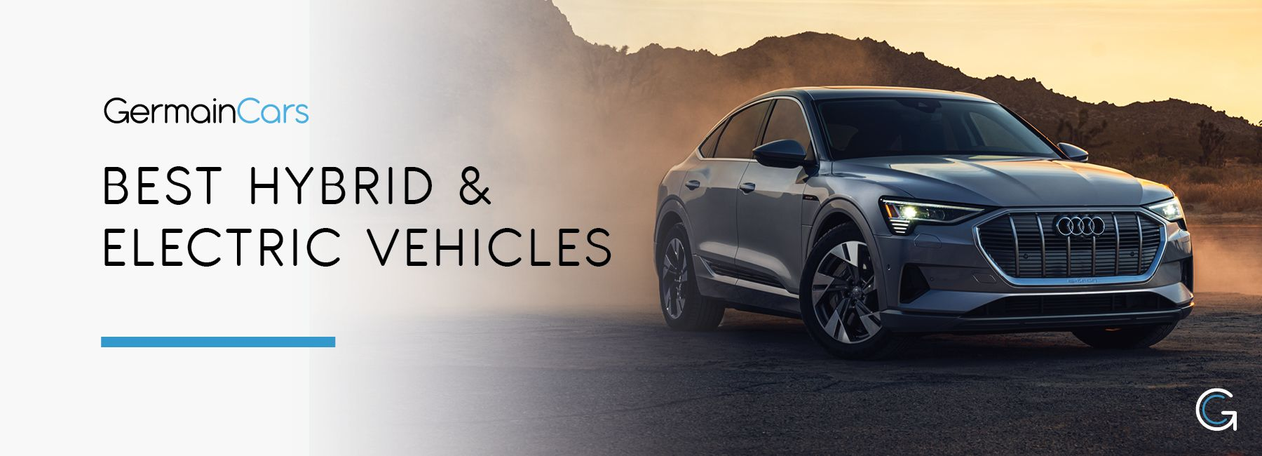 Best Electric Vehicles at Germain Cars