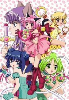 Tokyo Mew Mew Cover Image