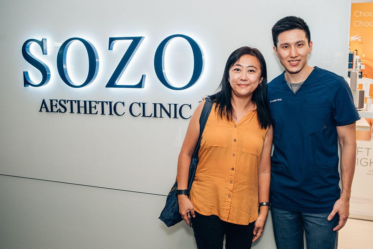 Profhilo in Singapore Anti-Aging Treatment Sozo Aesthetics