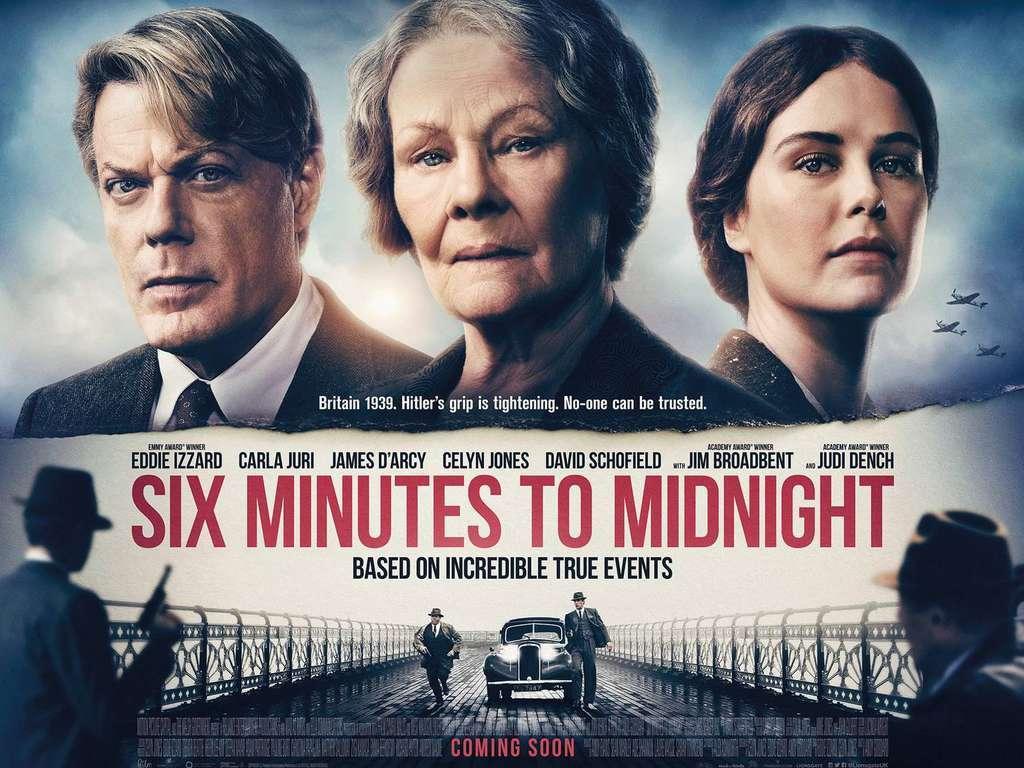 Έξι Λεπτά Πριν Τα Μεσάνυχτα (Six Minutes To Midnight) Poster Πόστερ Wallpaper