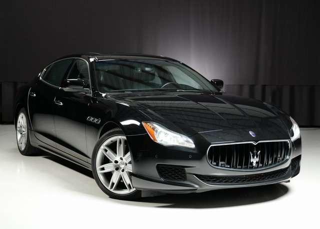 Certified Pre-Owned 2015 Maserati Quattroporte S Q4