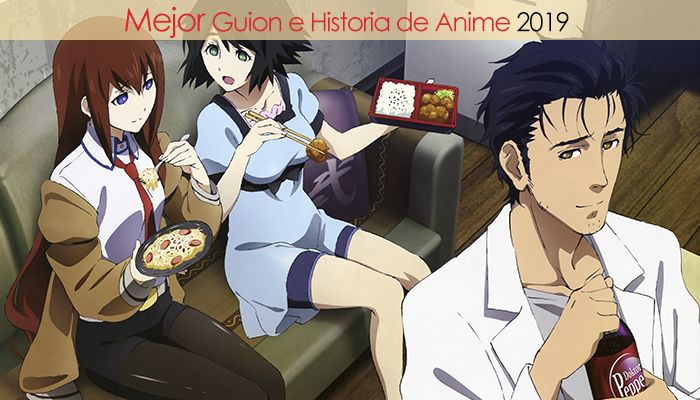 Eliminatorias Nominados a Mejor Guion e Historia de Anime 2019