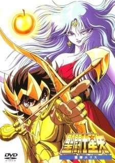 Saint Seiya: Jashin Eris's Cover Image