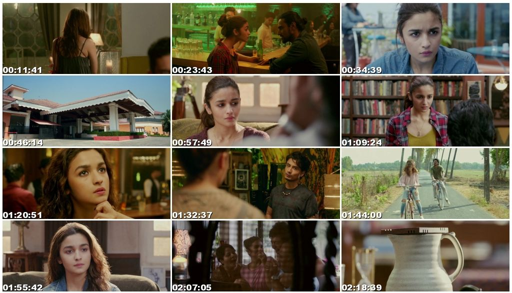 Dear Zindagi (2016) Full Movie Free Download