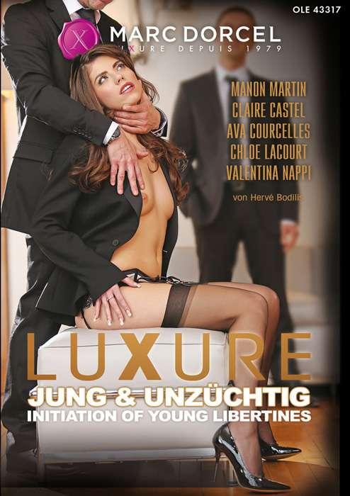 Посвящение Молодых Развратниц | Luxure, Initiation de Jeunes Libertines / Initiation of Young Libertines
