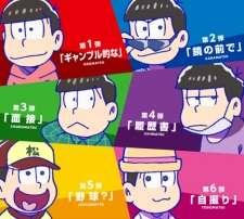 Matsumotokiyoshi x Osomatsu-san's Cover Image