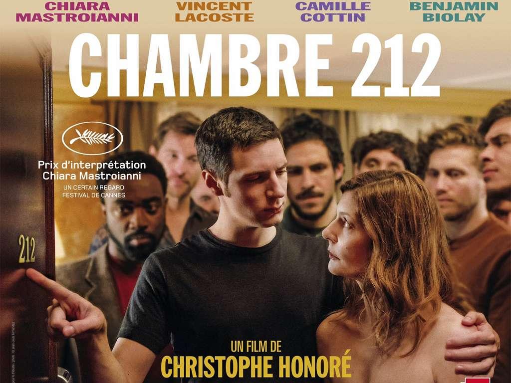 Μια Νύχτα Μαγική (Chambre 212) Quad Poster