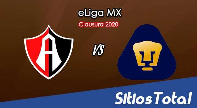 Atlas vs Pumas en Vivo – eLiga MX – Viernes 22 de Mayo del 2020