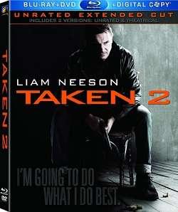 Taken - La Vendetta [Extended] (2012).mkv 576p BDRip ITA ENG AC3 Subs