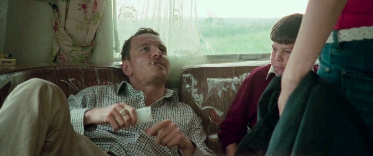 Trespass Against Us (2016) - Trailer - Michael Fassbender