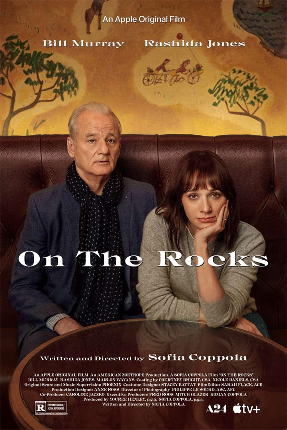 On The Rocks Poster Πόστερ