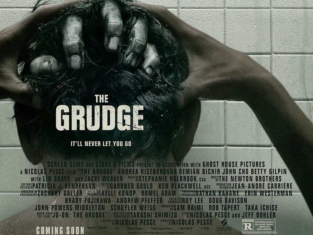 Η Κατάρα (The Grudge) Quad Poster