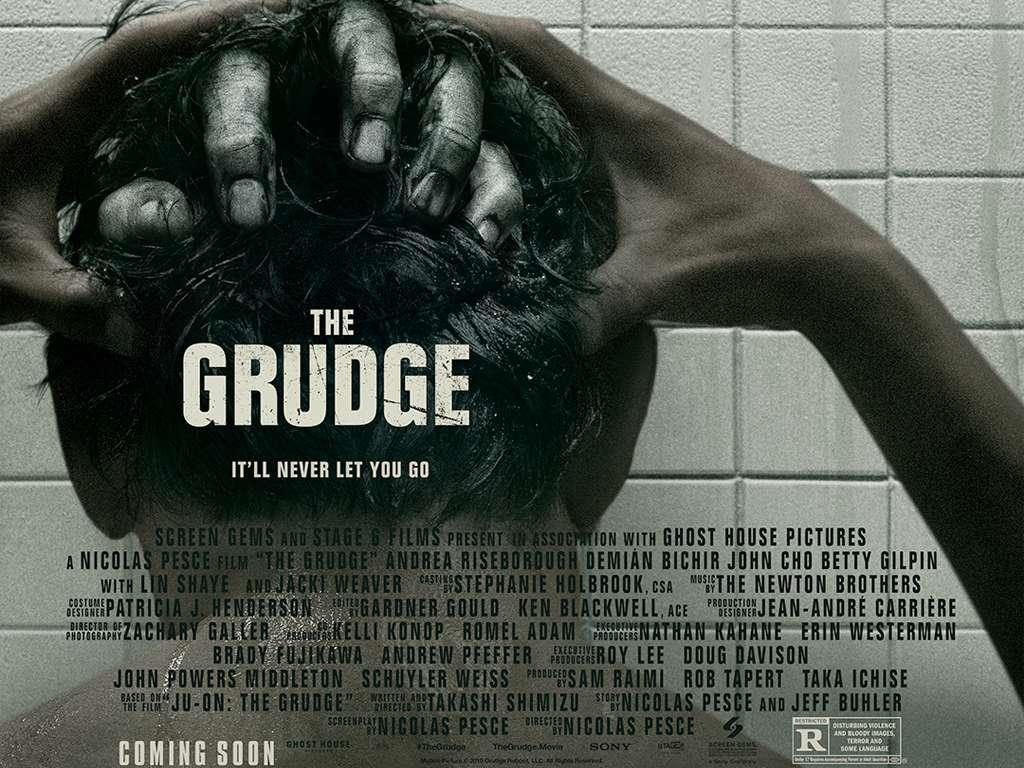 Η Κατάρα (The Grudge) - Trailer / Τρέιλερ Movie