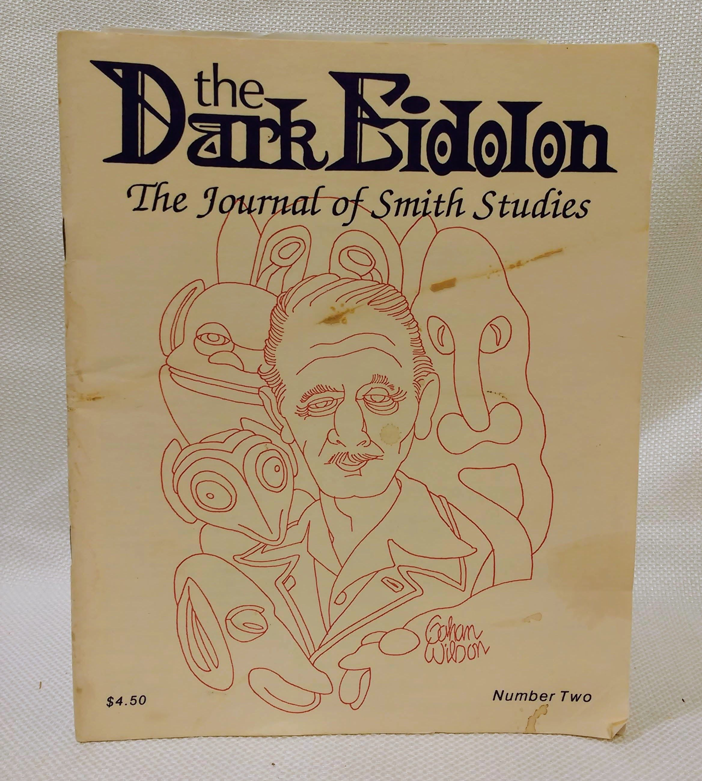 Image for The Dark Eidolon; The Journal of Smith Studies: Issue #2 (July 1989)