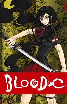 Blood-C's Cover Image