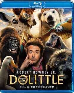 Dolittle (2020).avi LD AC3 BDRip - iTA
